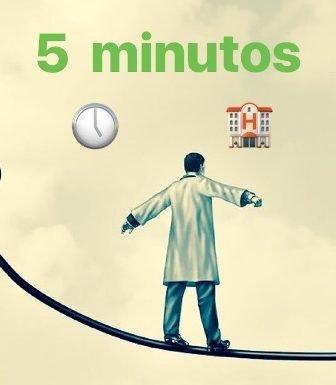 Decisiones en cinco minutos