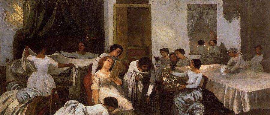Los vestidores de muertos #MedicinaRural