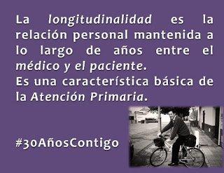 Longitudinalidad: #30AñosContigo