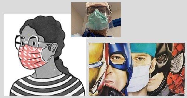 Las mascarillas en tiempos del #Coronavirus SARS-CoV-2